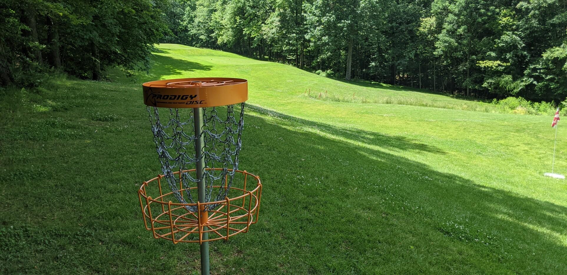 Disc Golf at Lake Ridge