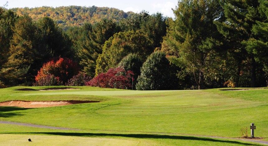Lexington Golf & CC, Hole 14