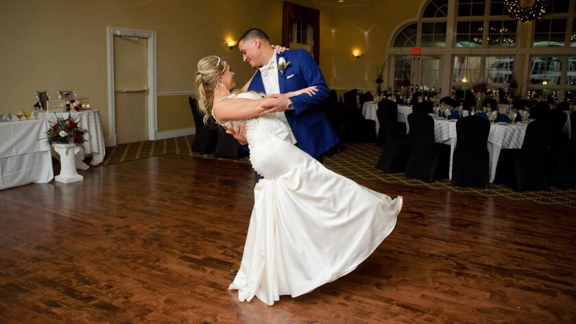Town of Wallkill Golf Club, The Lakeview Room, Dance Floor, Orange County New York