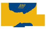 Rock Manor color logo - 100th