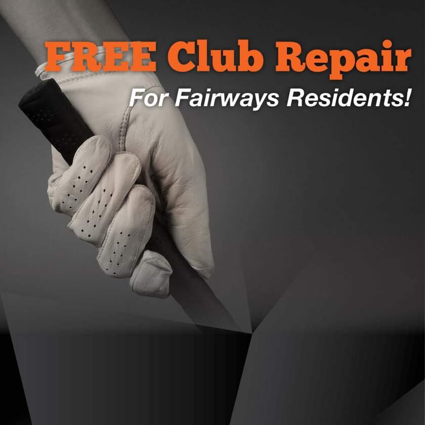 Fairways Golf Club Repair Golf Grips