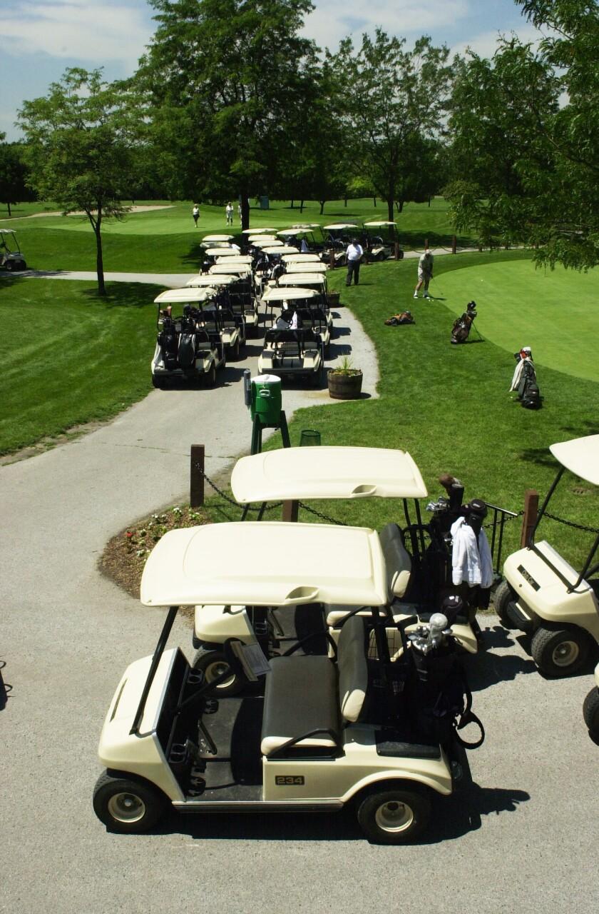 River Oaks Golf Course
