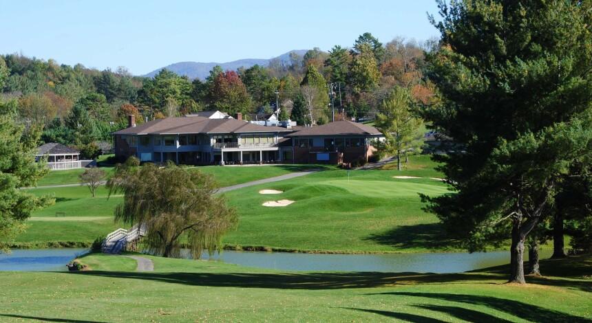 Lexington Golf & CC, Hole 18