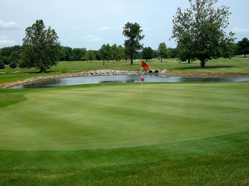 Crawfordsville Golf Course located in Crawfordsville, Indiana