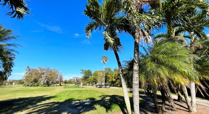 Colony West Golf Club in Tamarac, Florida