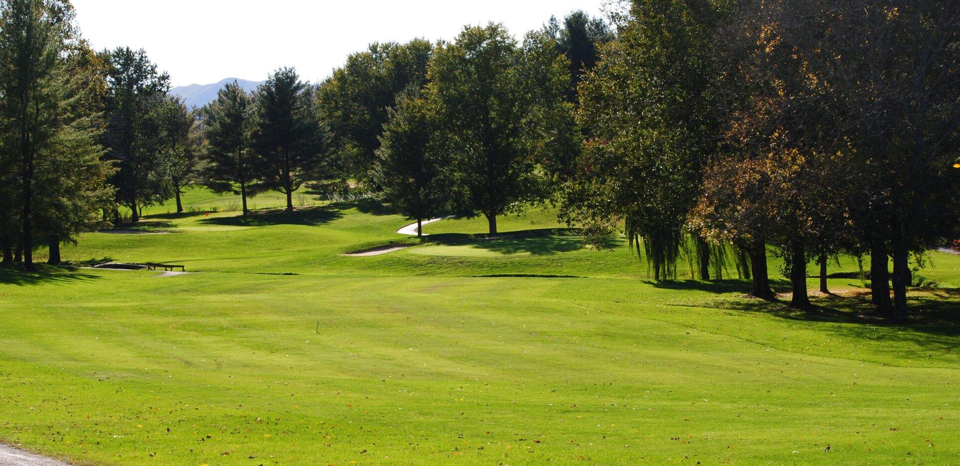 Lexington Fairway to Green View