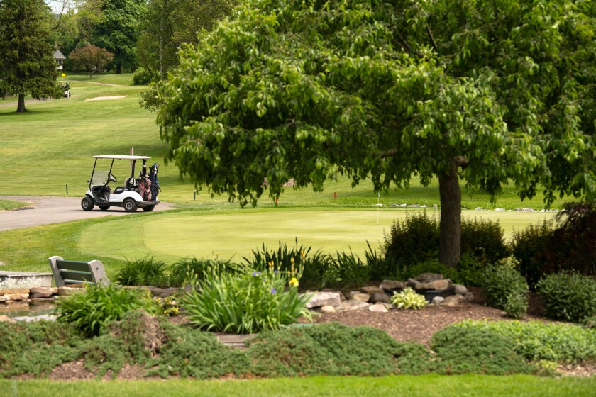 Bucknell Golf Course located in Lewisburg, Pennsylvania