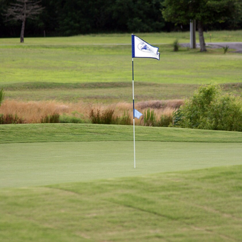 Captain's Cove Golf Course located in Greenbackville, VA
