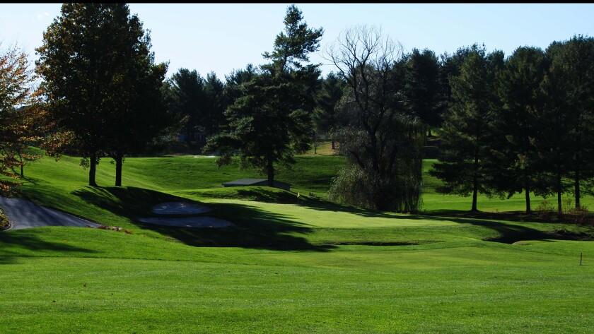 Lexington Golf & CC, Hole 9