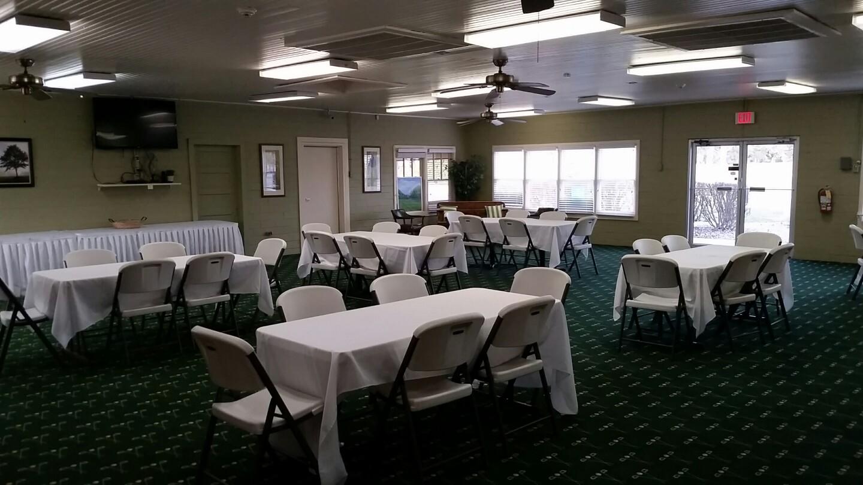 Crawfordsville Golf Course Banquet Hall