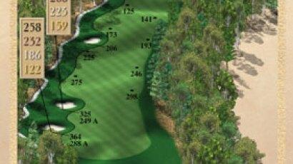 Brickshire Golf Club - golf course description for hole 12