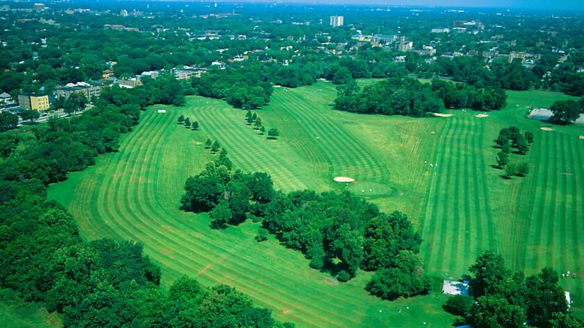 Columbus Park Golf Course - Chicago Park District
