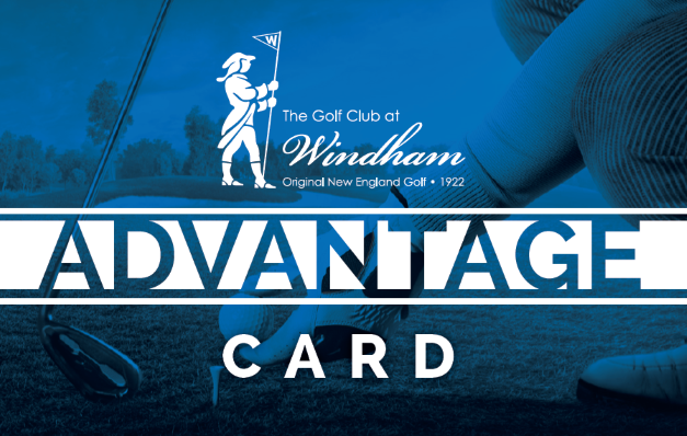The Windham Club, Advantage Card, Frequent Player Pass