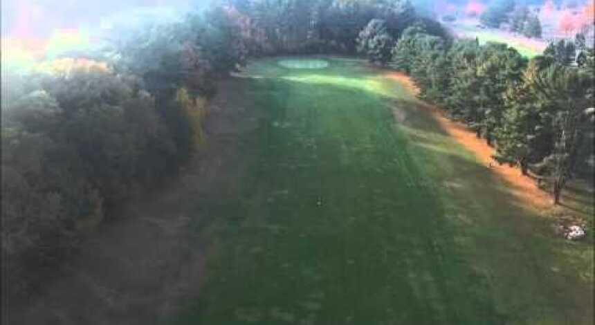Windham Club, Windham, Connecticut - Hole 15