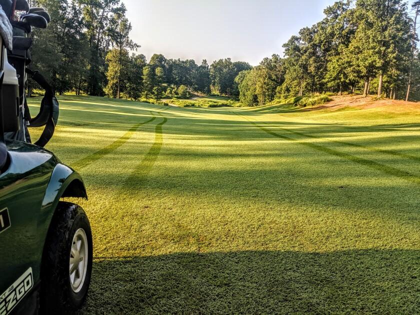 Forest Greens Golf Club in Triangle VA