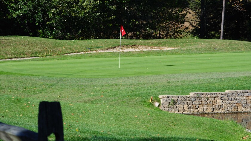 Lexington Golf & Country Club, Hole 4