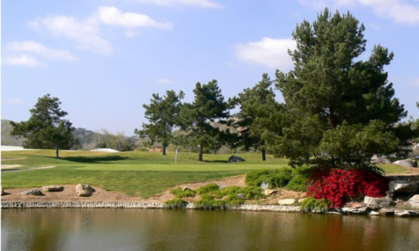 Eagle Crest Golf Club - golf course
