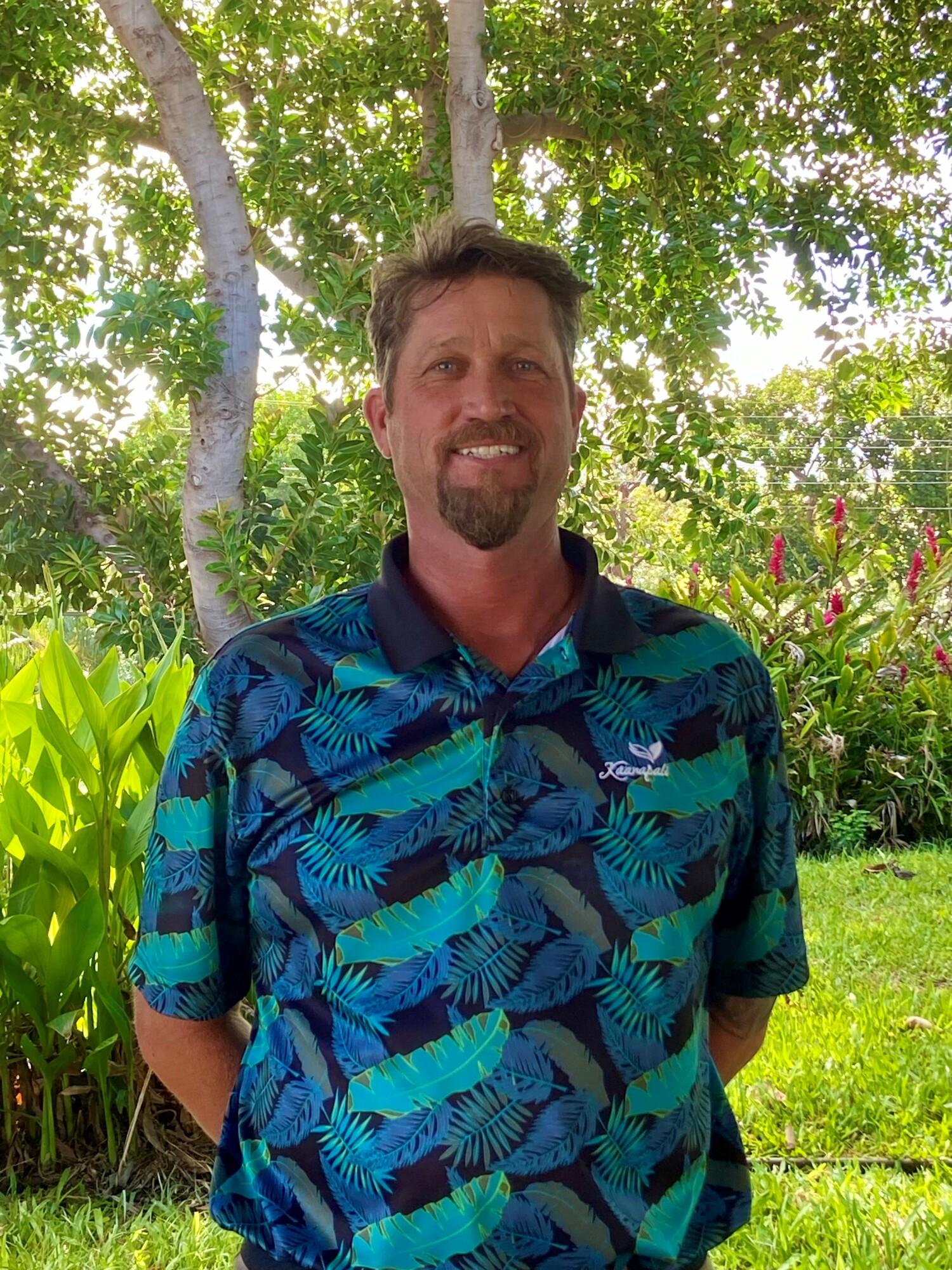 Todd Allen Senior Superintendent at Ka'anapali