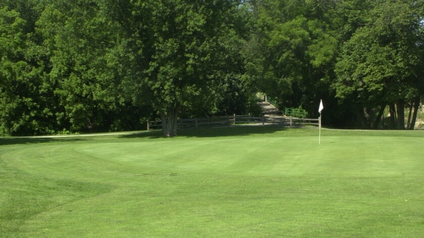 Edgebrook Golf Course, Forest Preserve Golf