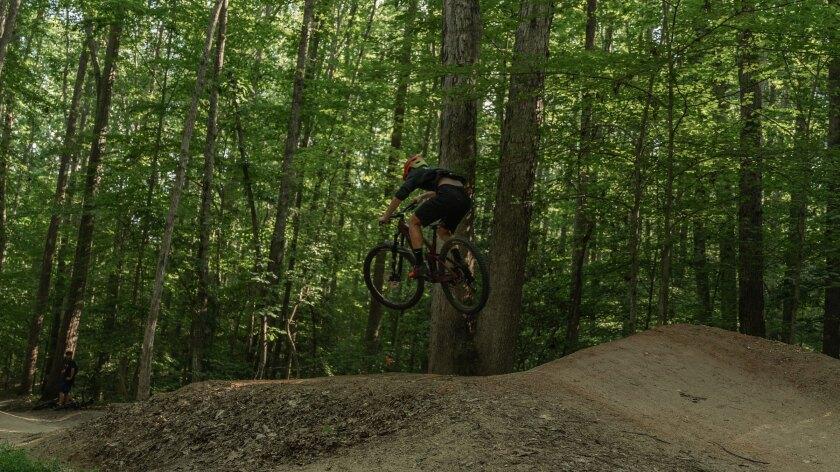 Oglebay Mountain Biking