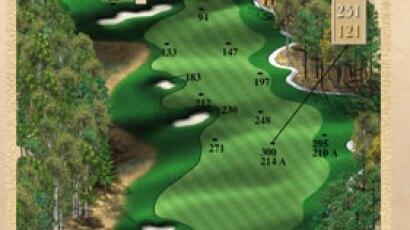 Brickshire Golf Club - golf course description for hole 9