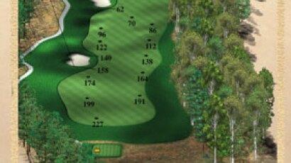 Brickshire Golf Club - golf course description for hole 5