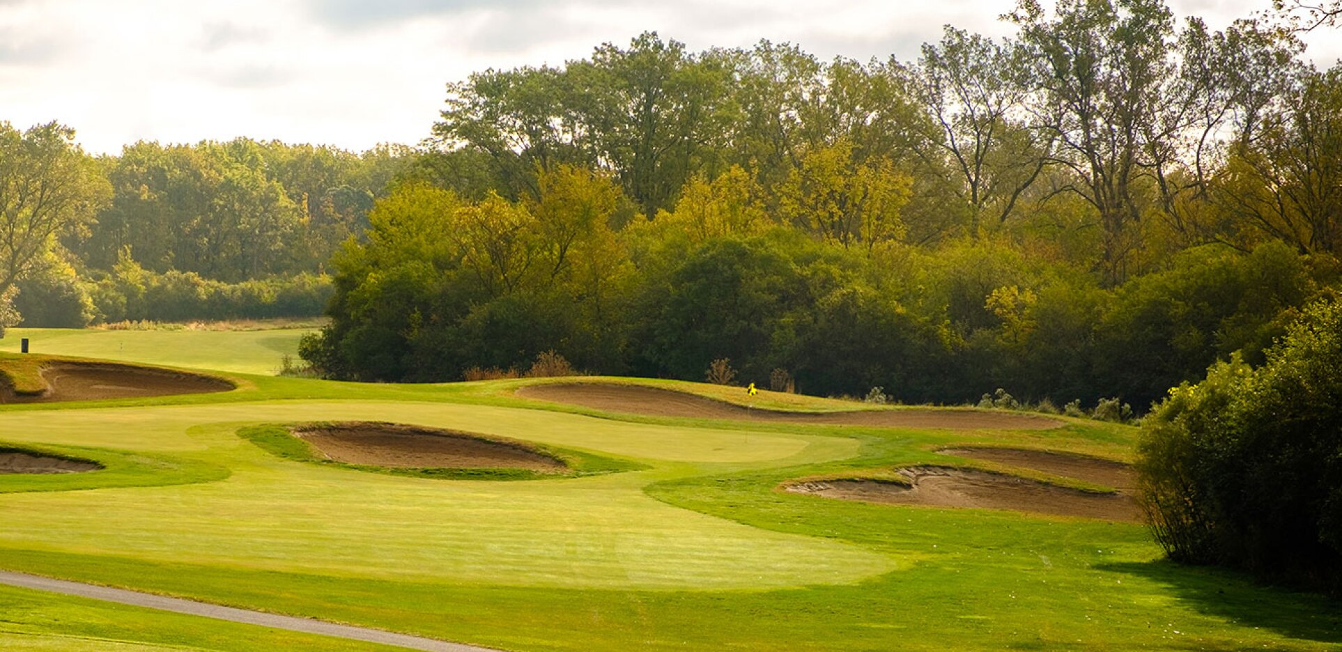 George W. Dunne National Golf Course, Forest Preserve Golf