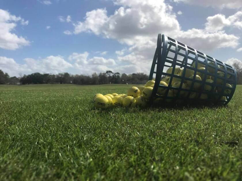 Brentwood Bucket of Balls