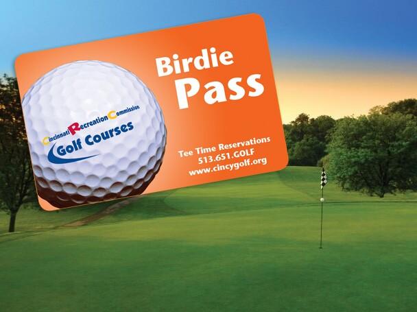 Birdie Pass at CRC Golf Courses