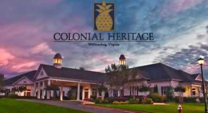 Colonial Heritage Welcomes You