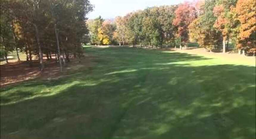Windham Club, Windham Connecticut - Hole 9