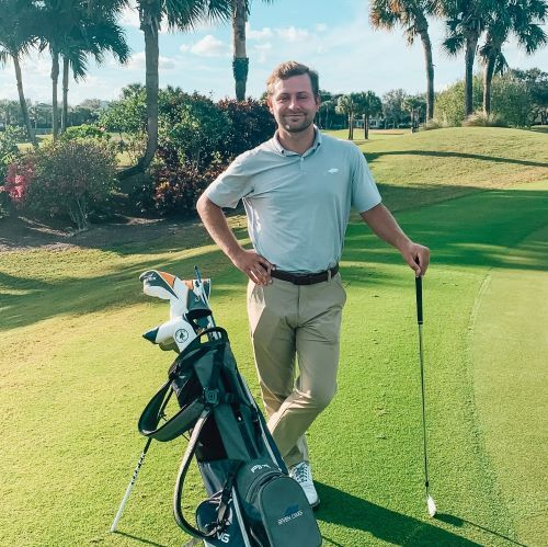 Tyler Cowen, First Assistant Golf Professional, Seven Oaks Golf Club at Colgate University
