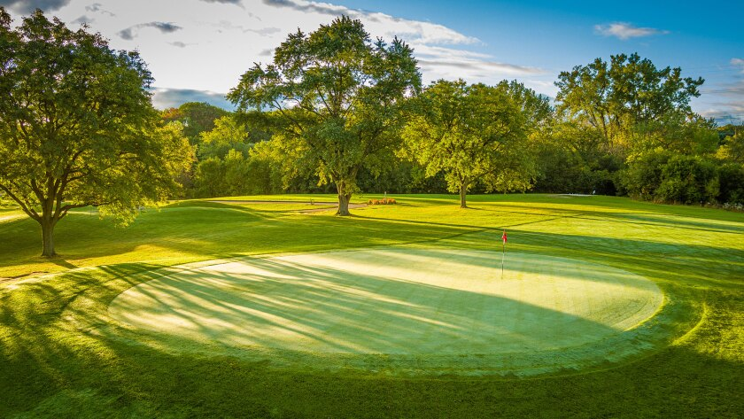 Chick Evans Golf Course, Forest Preserve Golf