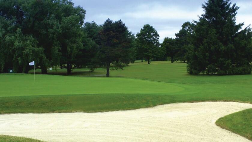 Cranbury Golf Club, West Windsor New Jersey Golf Course