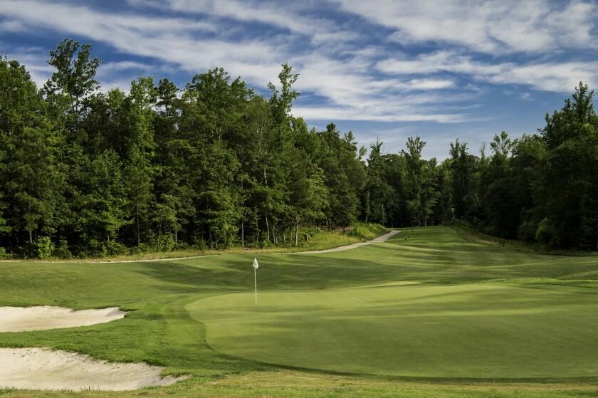 Magnolia Green Golf Club, Hole 15, Richmond VA Golf Course