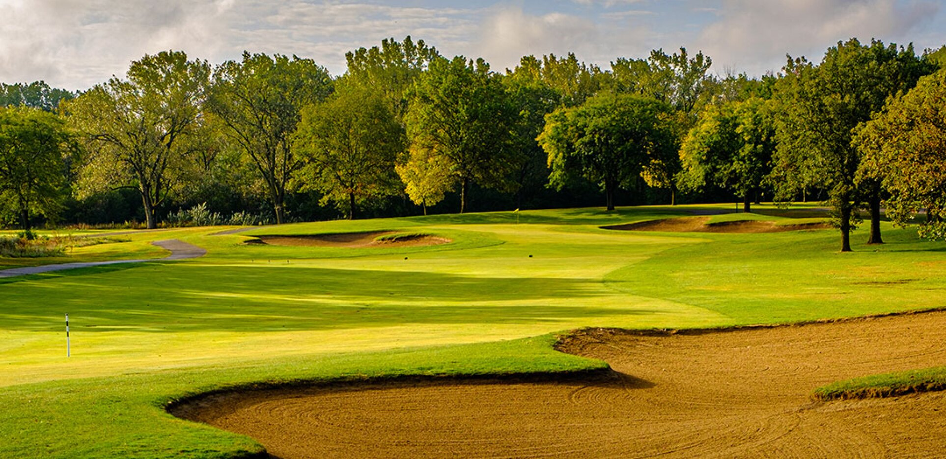 George W. Dunne National, Forest Preserve Golf