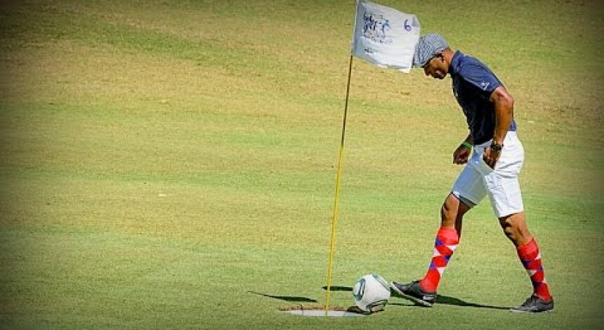 WHAT IS FOOTGOLF?