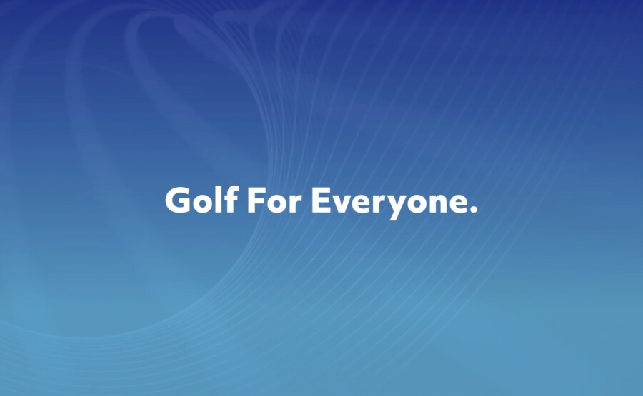 Golf For Everyone Banner