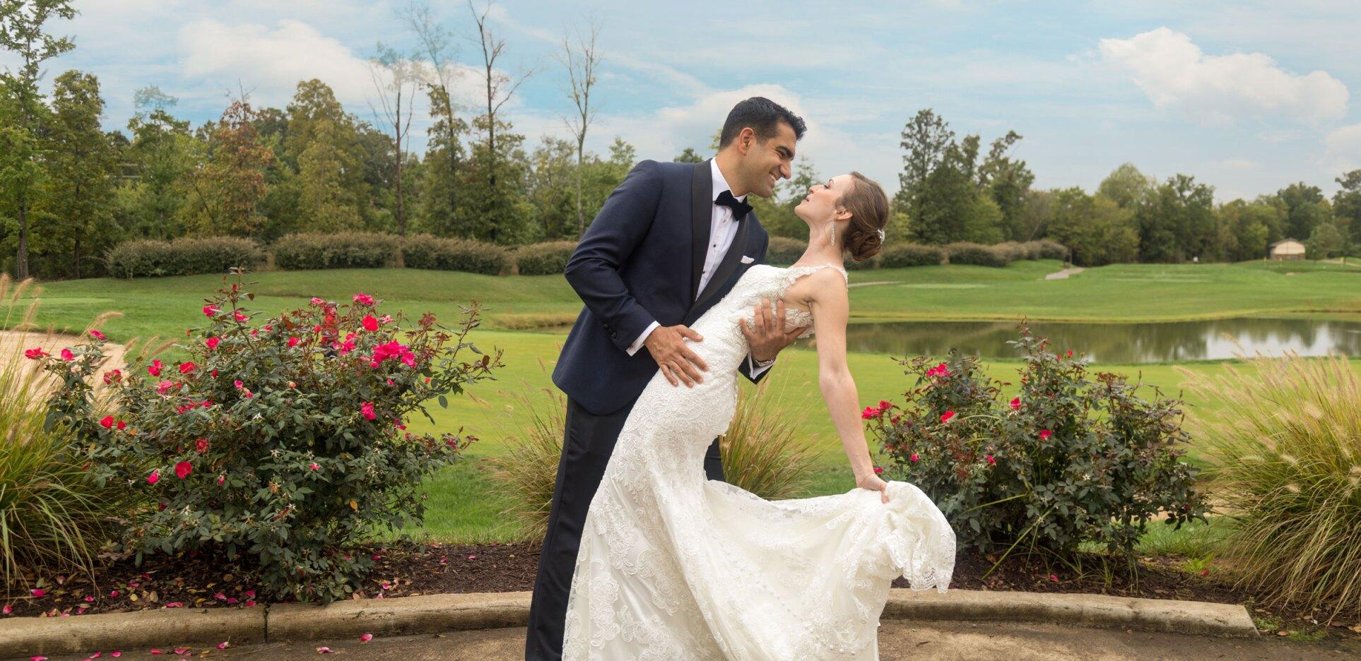 1757 Golf Club, Weddings in Northern Virginia