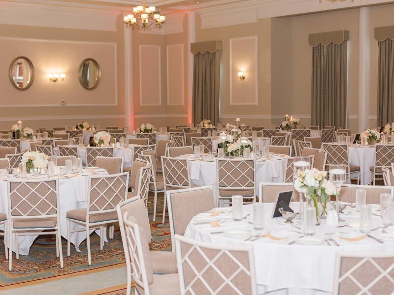 Colonial Heritage Wedding Venue