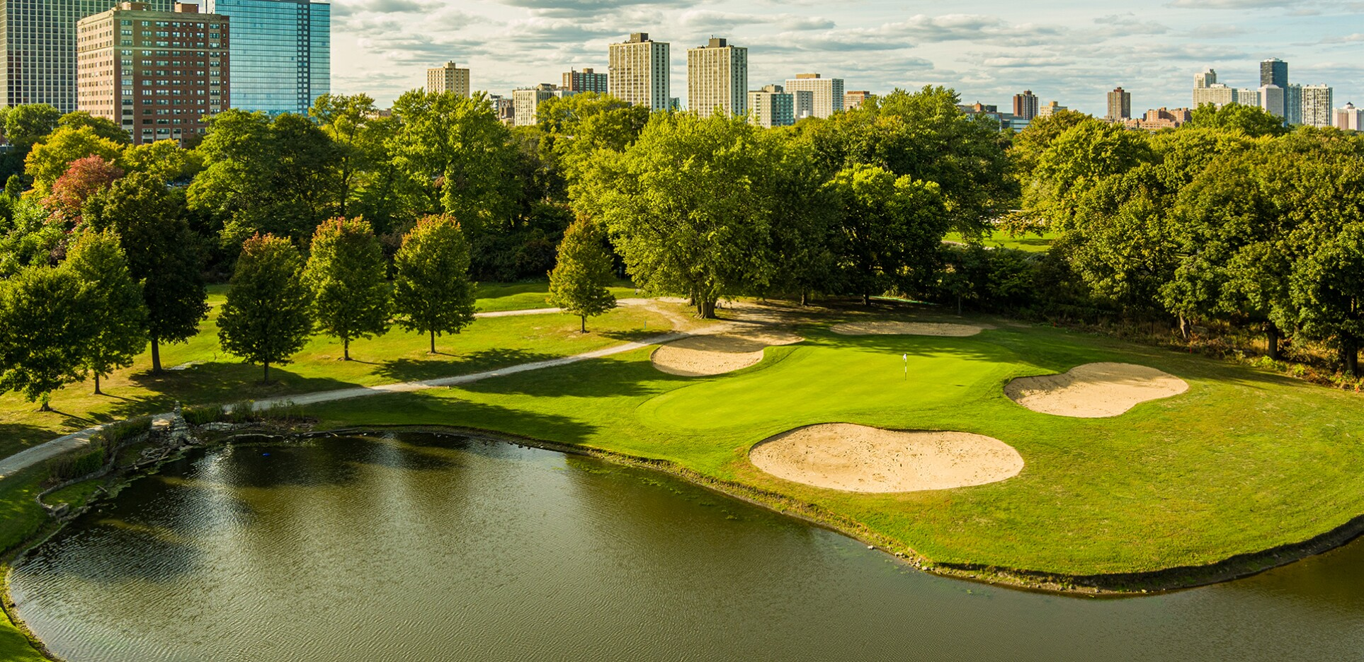 Sydney R. Marovitz Golf Course - Chicago Park District