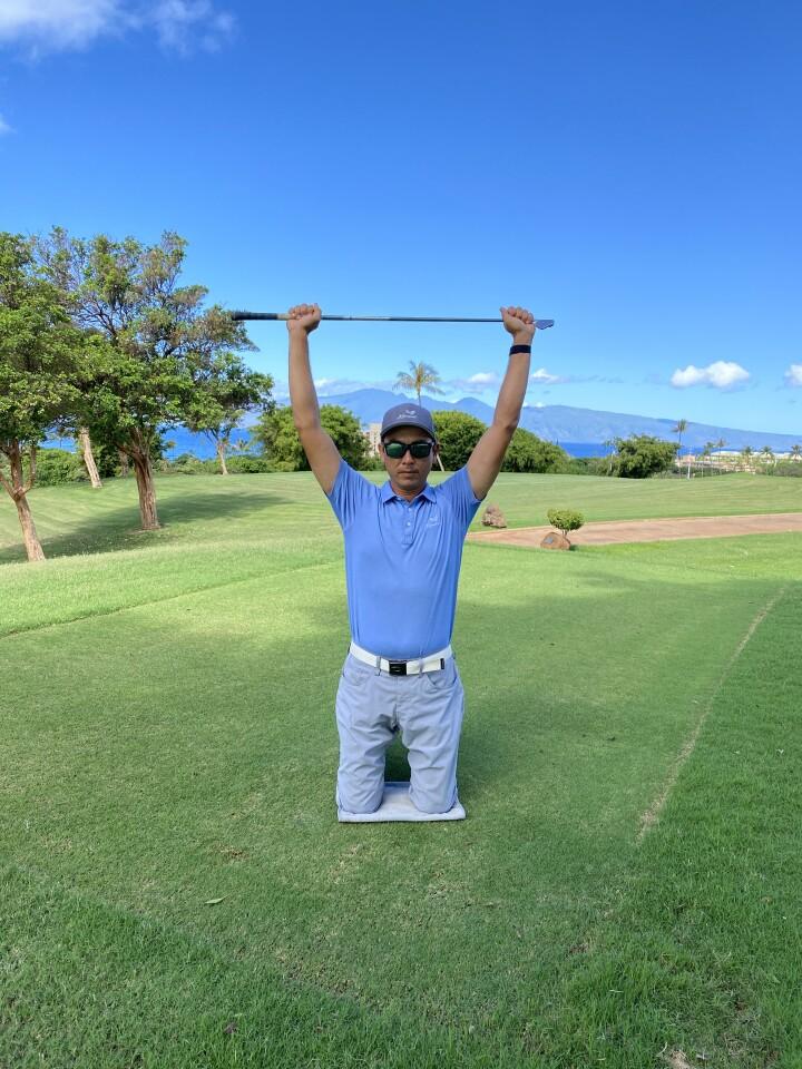 Chris Armanini Golf Fit + Flex Series At Ka'anapali Golf