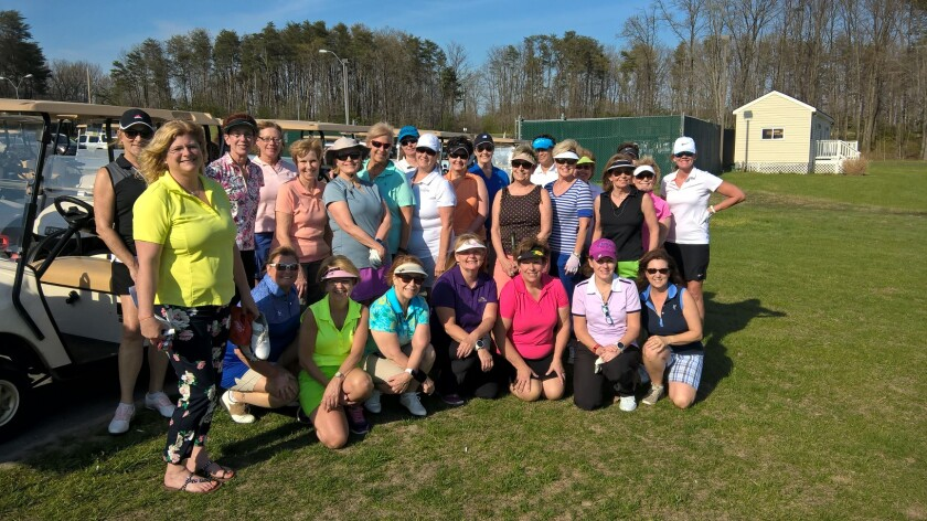 Red Hot Tees - Tuesday Night Ladies League