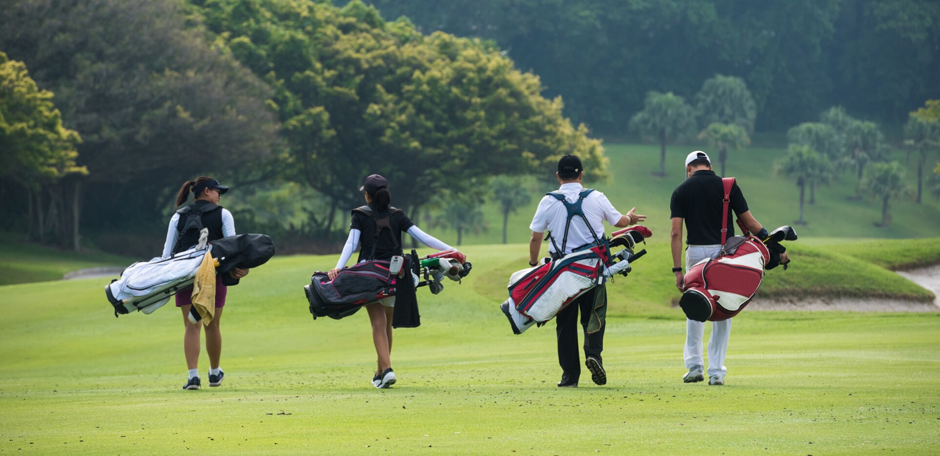 Golf Outings at CRC Golf Course