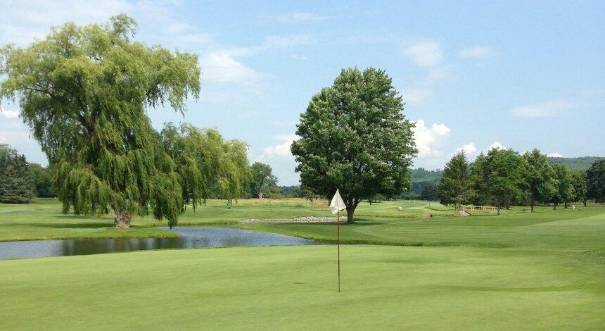 Seven Oaks Golf Club at Colgate University, Hamilton New York, Robert Trent Jones