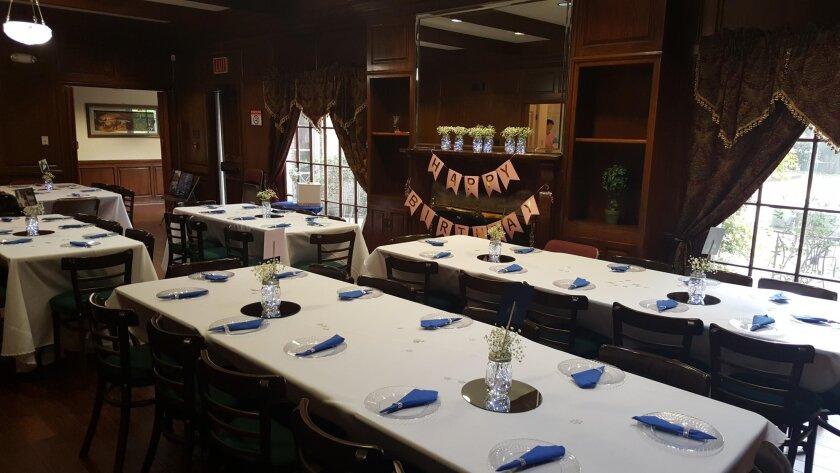 Stonetree banquet