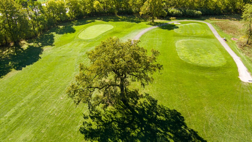 Indian Boundary Golf Course in Chicago Illinois