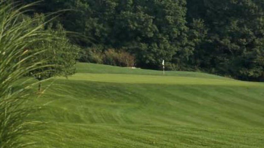 CRC, Woodland Golf Course, Small