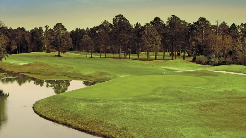 Bent Creek Golf Course, Jacksonville, Florida