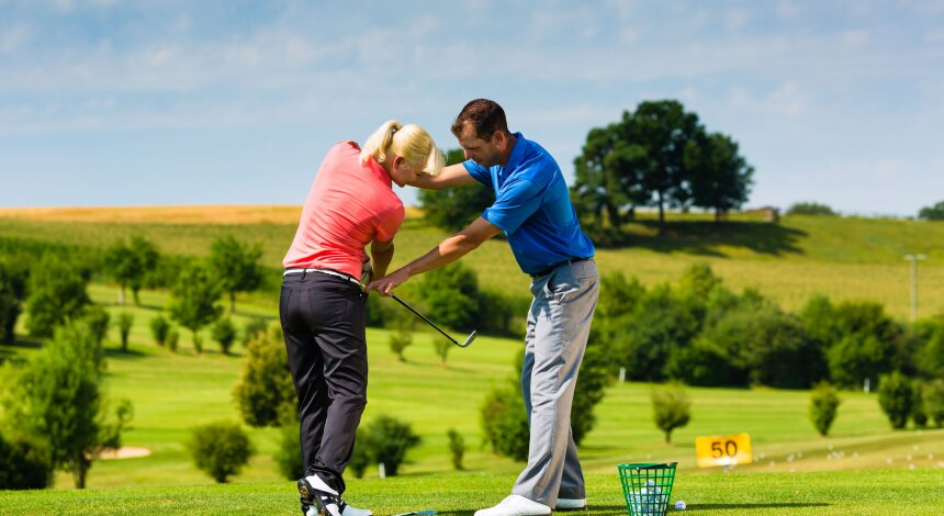 Golf Lessons, Swing Instruction